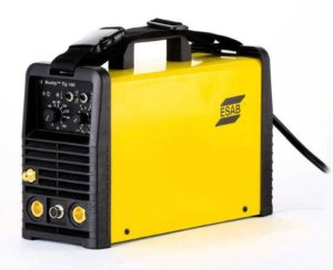 ESAB - Buddy™ Tig 160 Techno-arc imola info@techno-arc.it